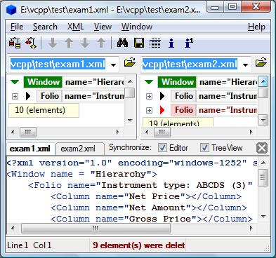 Click to view ExamXML Pro 5.15 screenshot